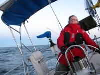 Barb at Helm